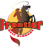 Frontier Self Storage Logo